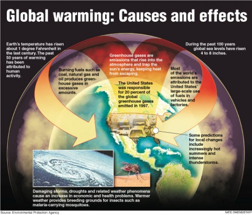 Global warming facts essay