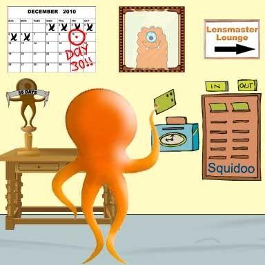 SquidU Squidoo