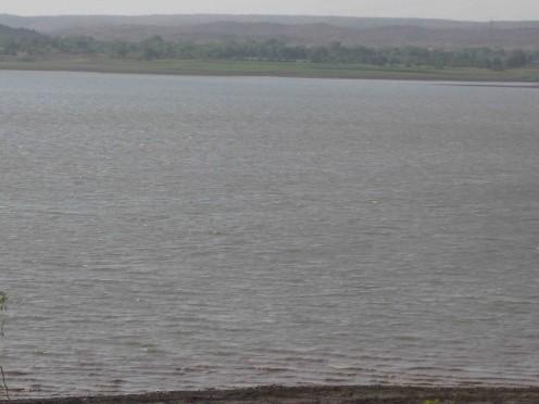 Shatrunjaya river 2