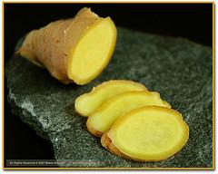 Ginger or Luya in Filipino (Photo Credit: Meetak Flickr)