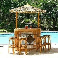 Tiki Bar In Your Backyard
