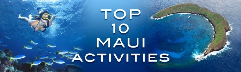 Top 50 Things to Do in Maui