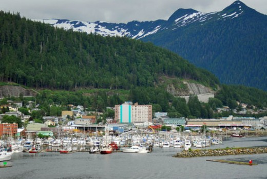 Tongass Towers