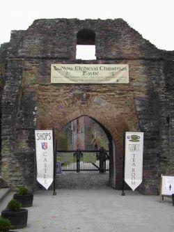 Ludlow Castle Gate