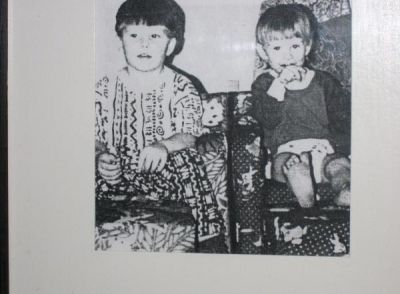 Jeff age 4 and Jake age 2