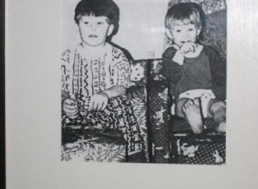 Jeff age 4 and Jake age 2