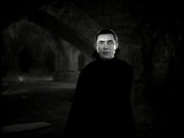 Count Dracula as portrayed by Bela Lugosi