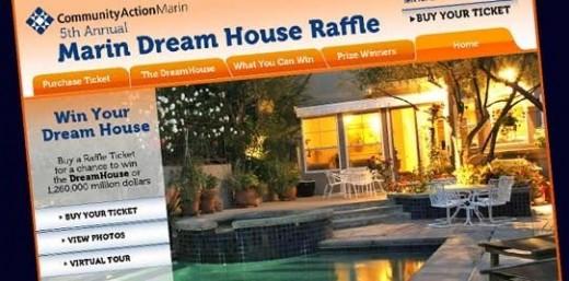 Marin Dream House Raffle