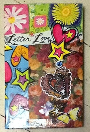 My altered book journal