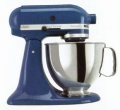 KitchenAid Stand Mixer - a must have kitchen accessory!