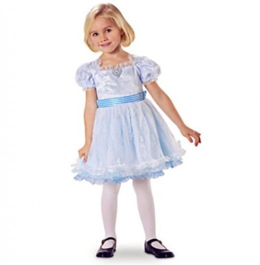 Official Disney China Girl Costume from Oz the Great and Powerful