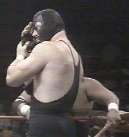 Again A Young Undertaker In Mask