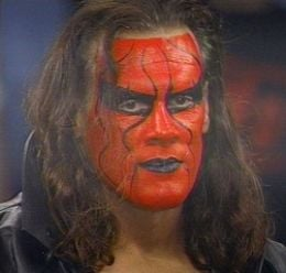 Sting In The NWO Wolfpack