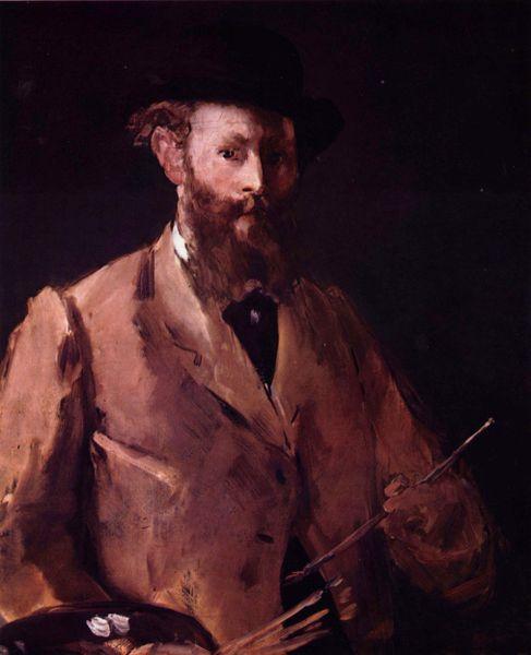 Self portrait 1879
