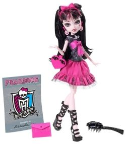 Monster High Picture Day Draculaura Doll