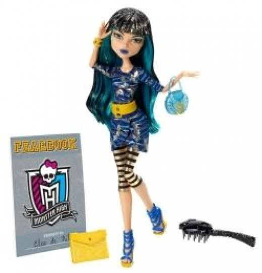 Monster High Picture Day Cleo De Nile Doll