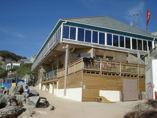 Posh Restaurants in Newquay Jamie Oliver's Fifteen Restaurant, Watergate Bay, Newquay