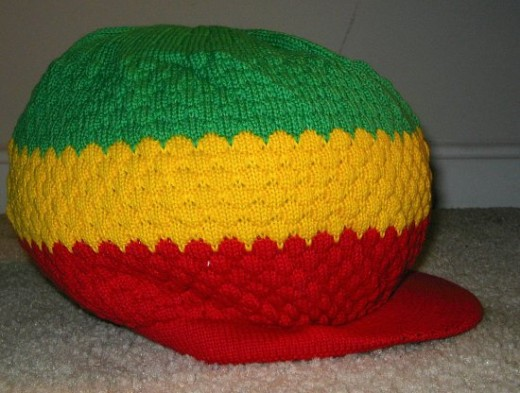 Knitting Pattern For Rasta Hat : Rasta Hat Knit Pattern   Design Patterns