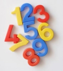 Teaching Children How To Write Numerals