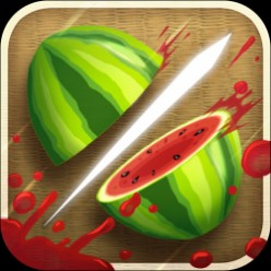 How to get a high score on fruit ninja