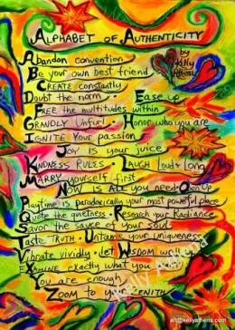 Illustrated Poem Art