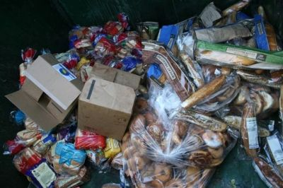 Bin contents--100 Bread & Bakery Items