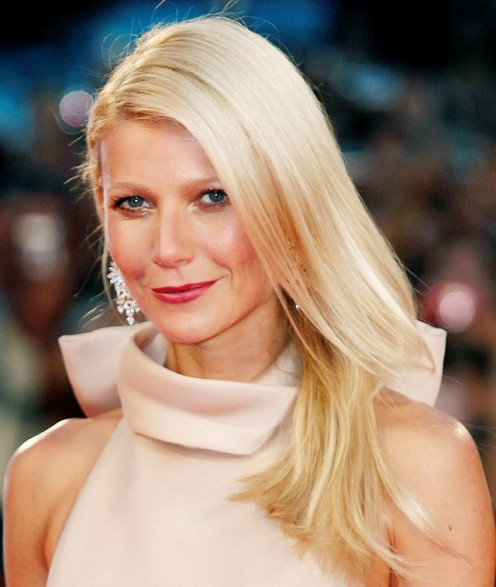 Gwyneth Paltrow at the 2011 Venice Film Festival