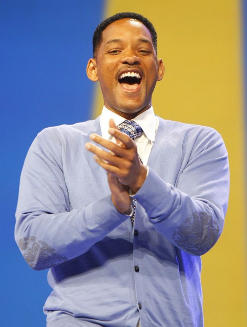 Will Smith in June 2011