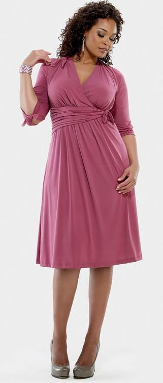 Gabrielle Tie Dress