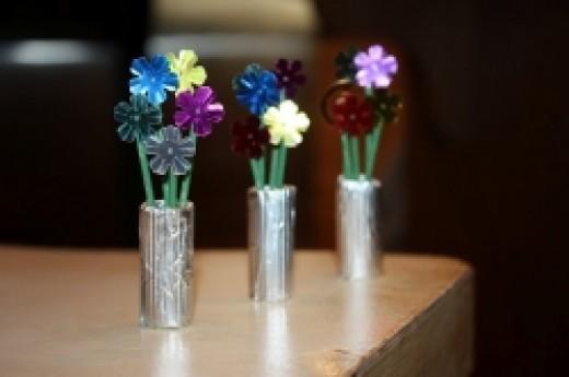 Flowers in vase SWAP