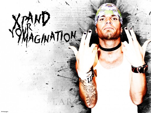 WWE Wrestler Jeff Hardy