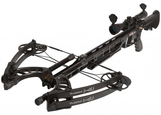PSE TAC Elite Crossbow