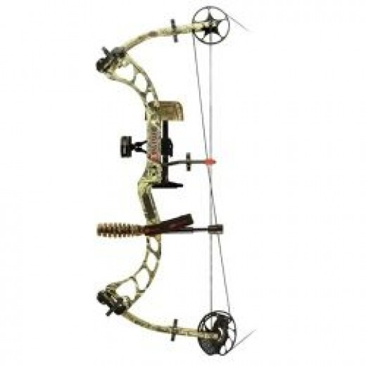 PSE 2011 Brute HP Bow Ready To Shoot Package