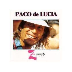 CD Zyryab by Paco de Lucia