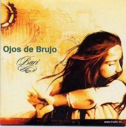 Album cover Bari by Ojos de Brujo