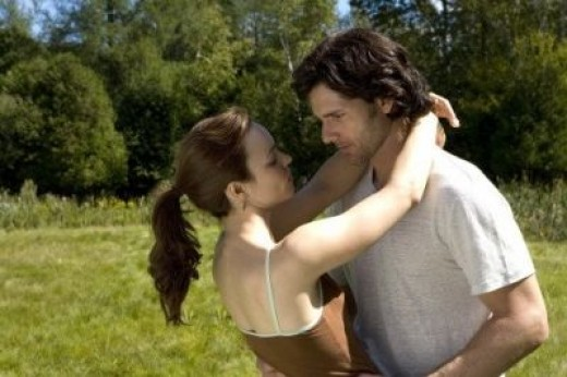 Eric Bana as Henry DeTamble & Rachel McAdams as Clare Abshire (in the The Time Traveler's Wife Film)
