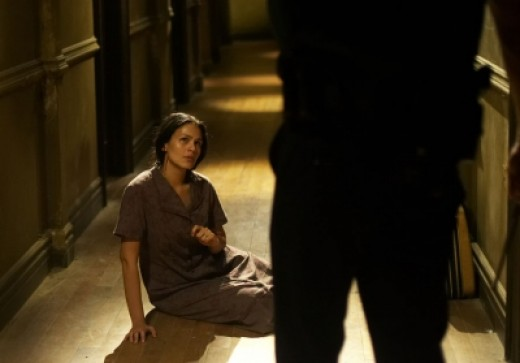 Iza Calzado as Gina on The Echo (Sigaw Hollywood Remake)