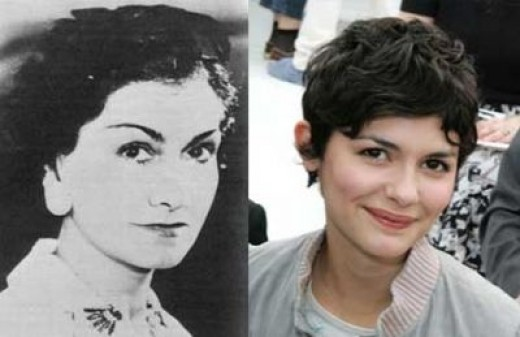 Audrey Toutou starring as Coco Chanel in upcoming film Coco Before Chanel