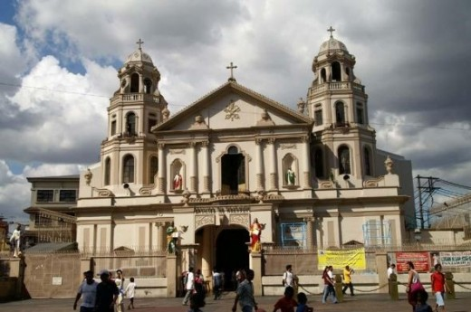 Plaza Miranda in the heart of Quiapo District, is named after Jose Sandino y Miranda, who served as secretary of the treasury of the Philippines for 10 years beginning in 1853.