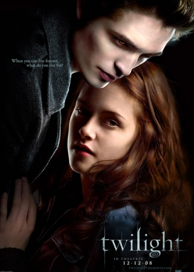 The Official Twilight Movie Poster