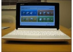 New Acer Aspire One Netbook