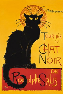 Chat Noir: The First Cabaret