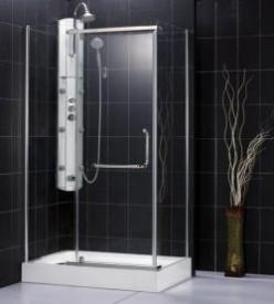 DIY Walk in Shower Enclosures