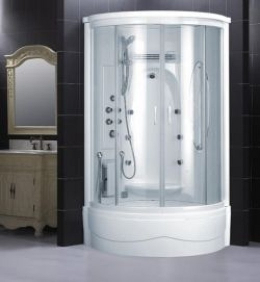 Shower Enclosure Kit
