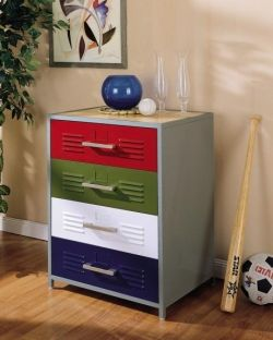 Metal Dressers for Kids