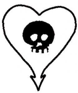 Alkaline Trio heart logo