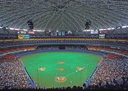Houston Astrodome... Awesome