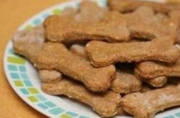 Homemade Dog Treats Biscuits