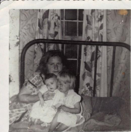 My Mom & Sisters