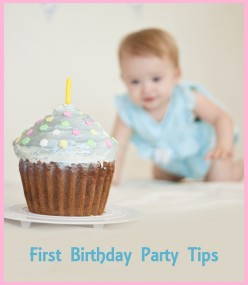 How To Plan A Perfect First Birthday Party